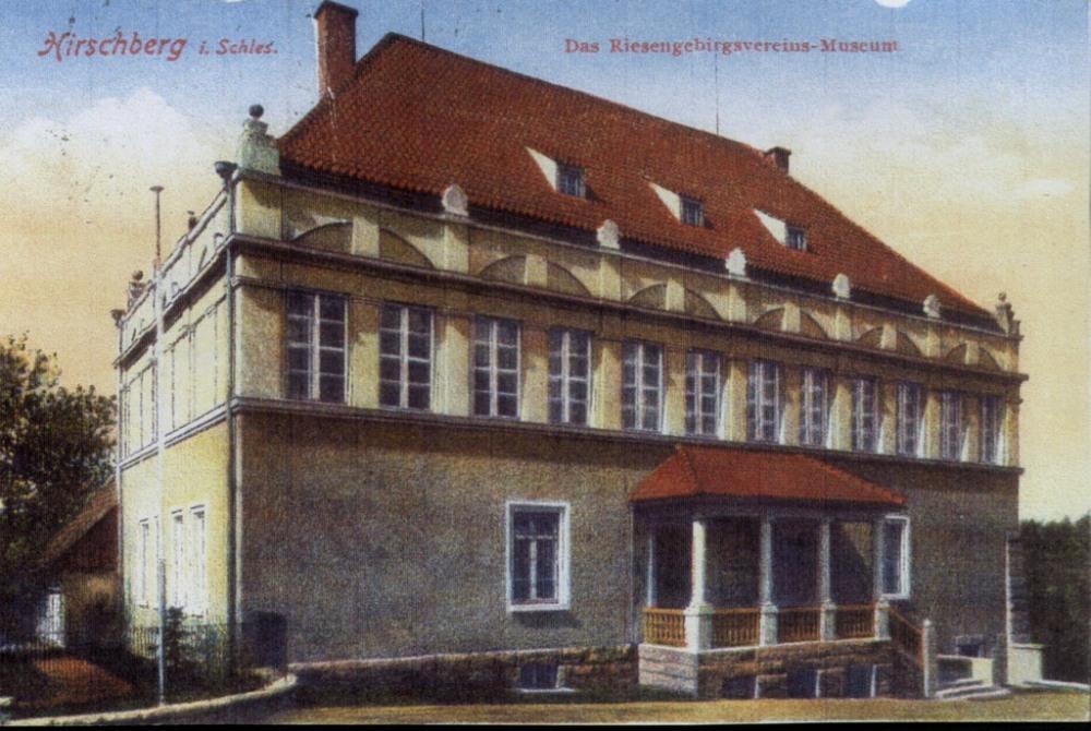 Ansichtskarte RGV-Museum